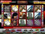 slot automaty Blade CryptoLogic