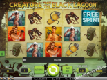 slot automaty Creature from the Black Lagoon NetEnt