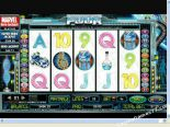 slot automaty Fantastic Four CryptoLogic