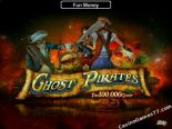 slot automaty Ghost Pirates SkillOnNet