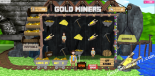 slot automaty Gold Miners MrSlotty