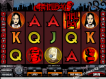 slot automaty Hellboy Microgaming
