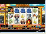 slot automaty Iron Man CryptoLogic