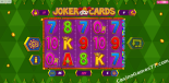 slot automaty Joker Cards MrSlotty