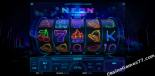 slot automaty Neon Reels iSoftBet