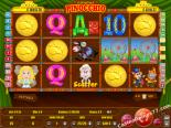slot automaty Pinocchio Wirex Games