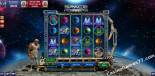 slot automaty Space Robbers GamesOS