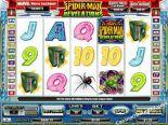 slot automaty Spider-Man Revelations CryptoLogic
