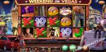 slot automaty Weekend in Vegas iSoftBet