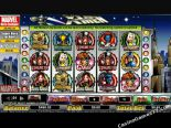 slot automaty X-Men CryptoLogic